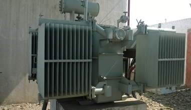 Annual Maintenance contract for transformers
